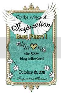 Wings of Inspiration Blog Party!