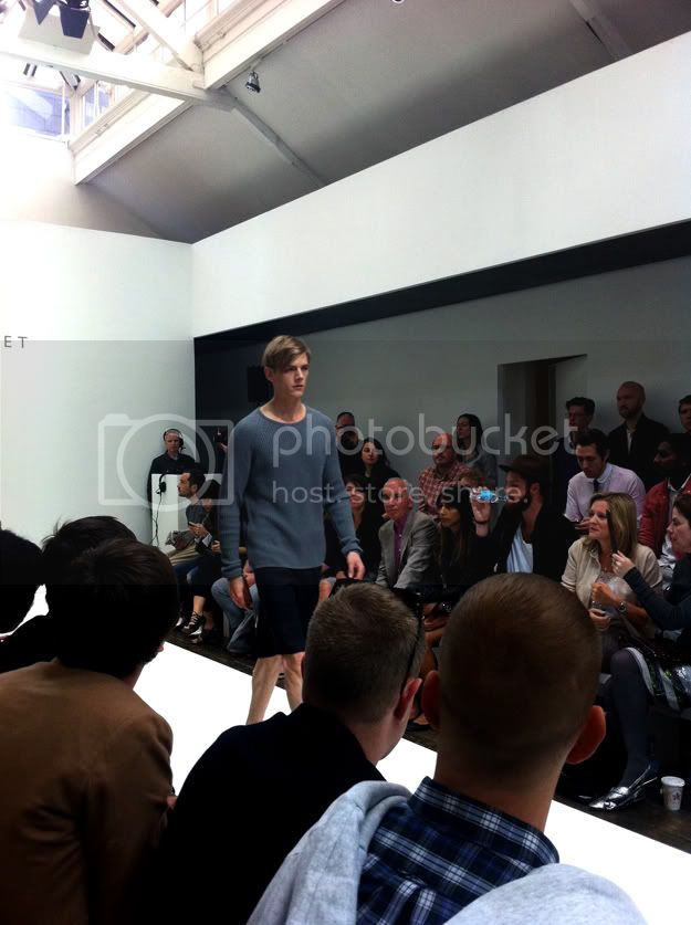 London Men Fashion Week SS13 - Margaret Howell